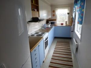 Köket i stugan Klämmesbo hyra